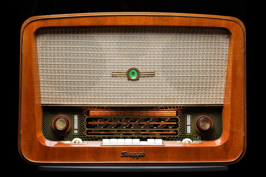 Старое радио своими руками