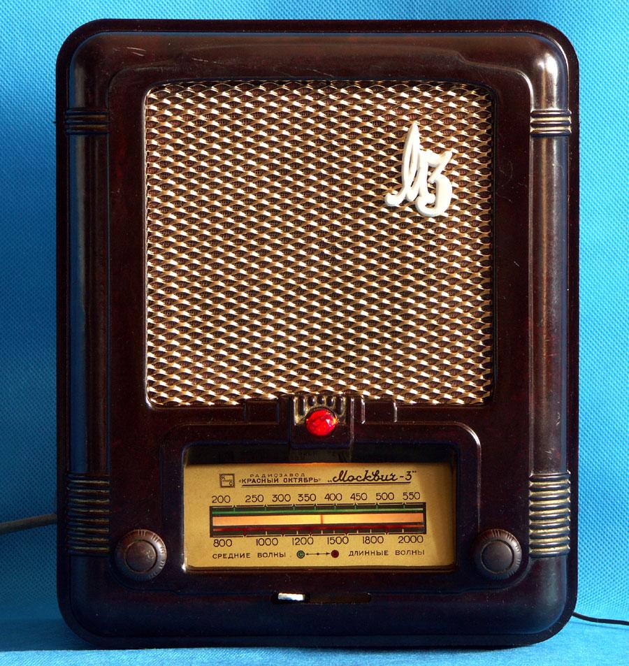 Своими руками радиоприемник ретро