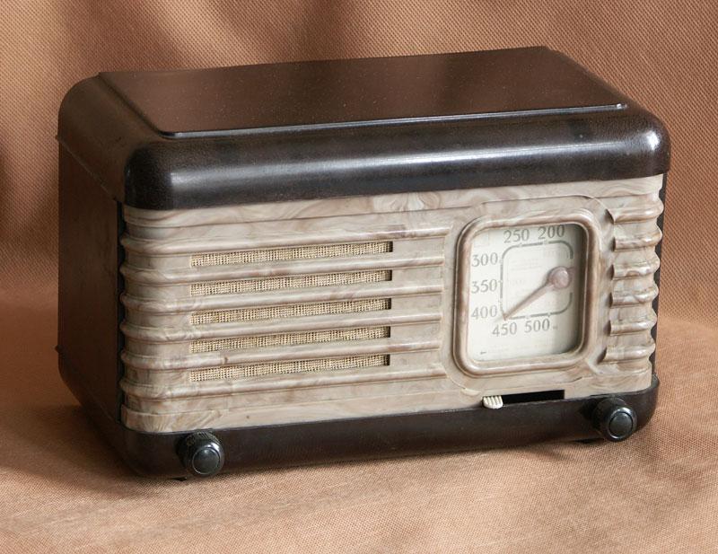 Радиоприёмник Москвич-В