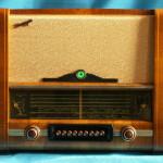 Радиоприёмник Беларусь - 53 нежного цвета сена