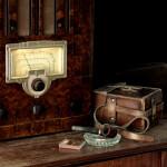 Радиоприемник 6Н-1 довоенный ламповый
