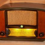 Радиоприемник Балтика РЗ-1. Год выпуска 1951