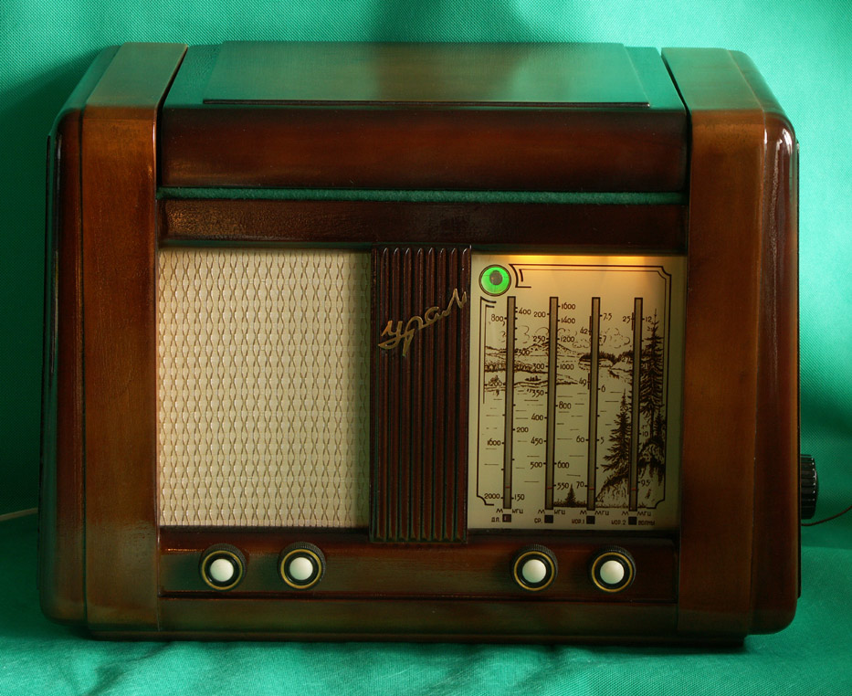 Радиоприёмники и радиолы СССР (1950-1960 годы) » СССР ...